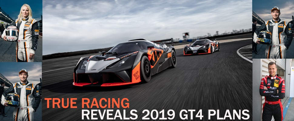 True Racing 2019 Gt4 Plans Revealed