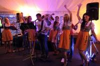 Reiter RedBullRing After Race Party band grid girls
